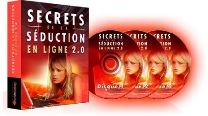 Secrets de la seduction en ligne 2 ads