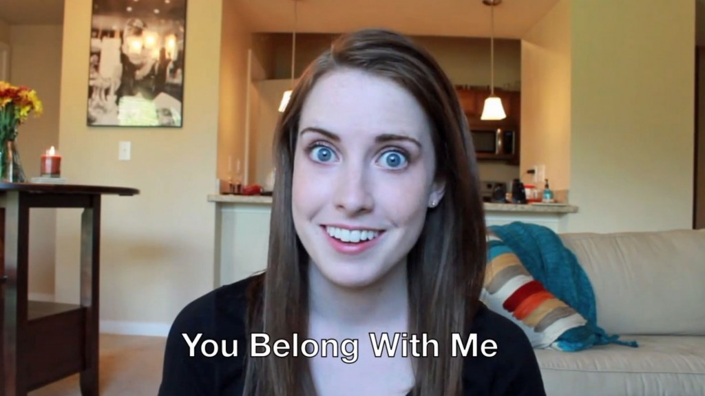 overly attached ex grilfriend