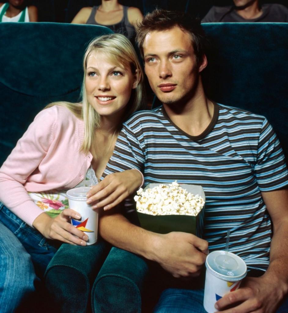 Couple film romantique