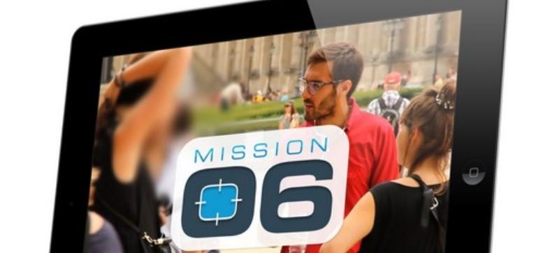 mission 06 caméra cachée
