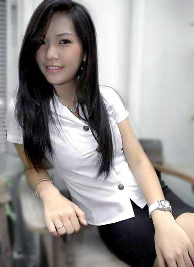 étudiante thai