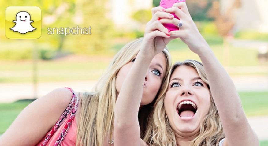 les-selfies-sur-snapchat