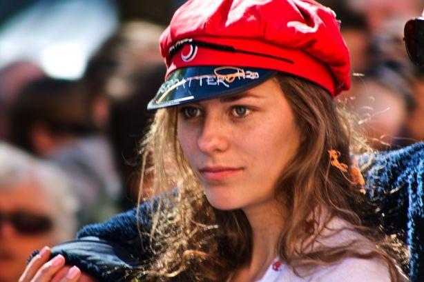 fille de norvege