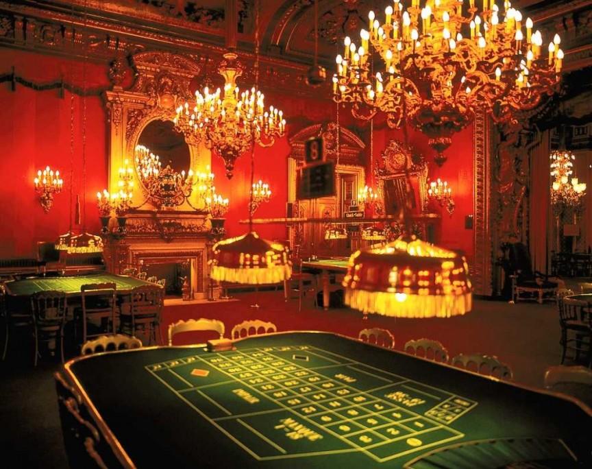 casino chic