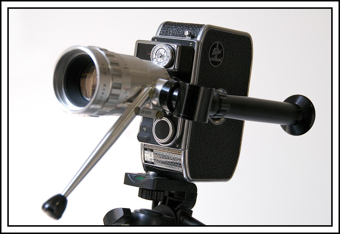 camera 8 mm