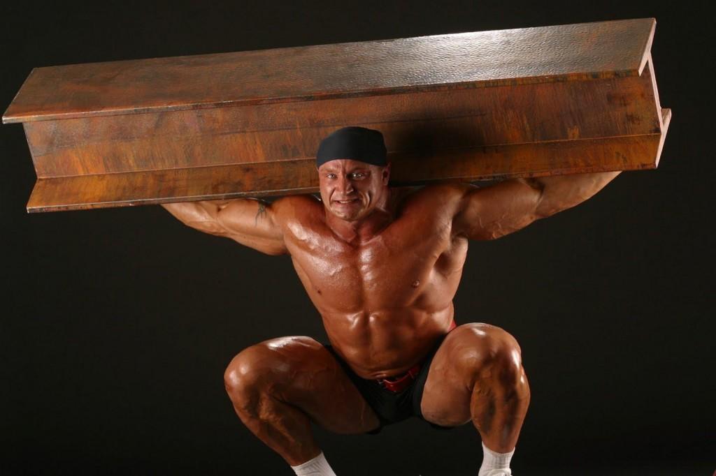 gros bourrin musculation