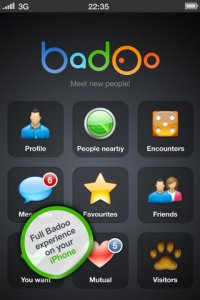 Badoo application