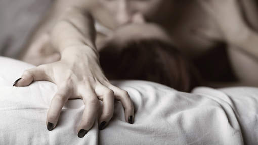 orgasme d'une femme
