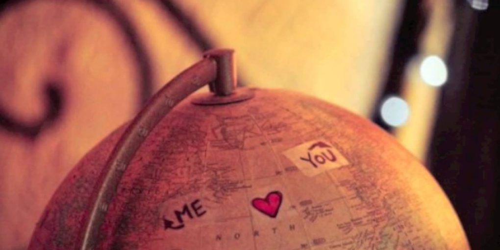 amour distance love