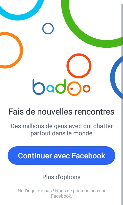 badoo inscription
