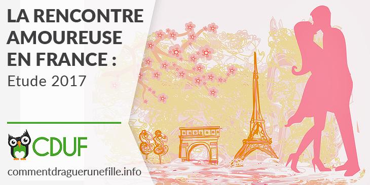 les français et l'amour en 2017