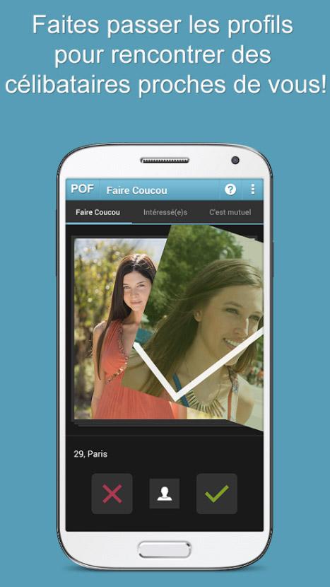 pof mobile matchmaking