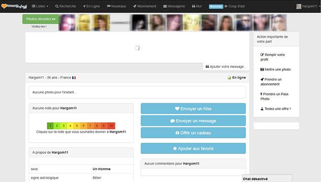 amour maghreb mon profil