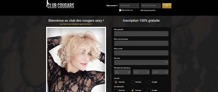 club cougars avis