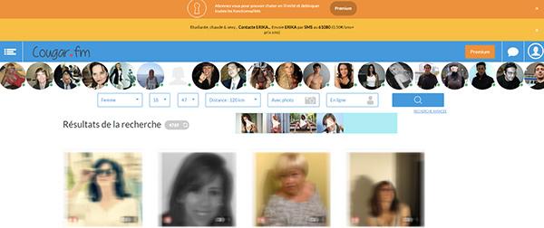 femmes sur cougar.fm