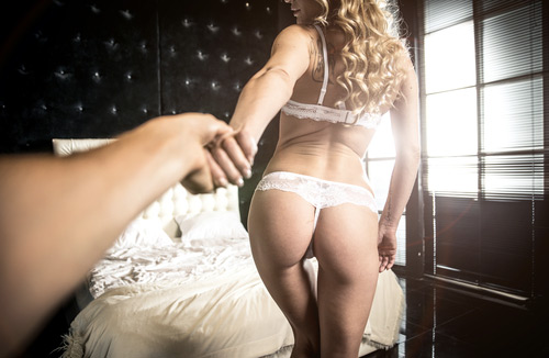 femme sexy coquine