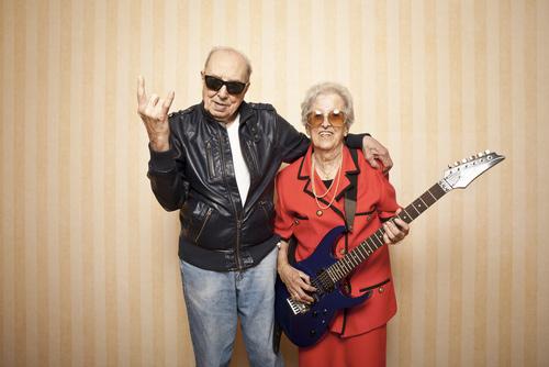 senior rock n roll