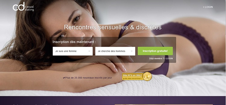 notre test sur casual dating
